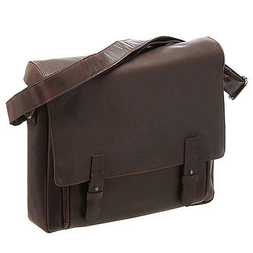 koffer-direkt.de Prato Arizona Büffel Umhängetasche 36 cm Produktbild