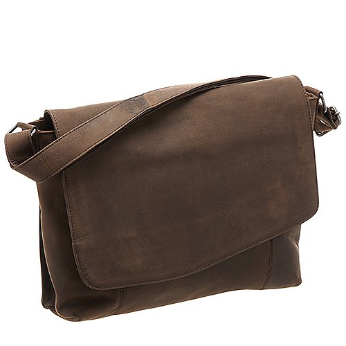 koffer-direkt.de Prato Arizona Hunter Messenger Bag 37 cm Produktbild