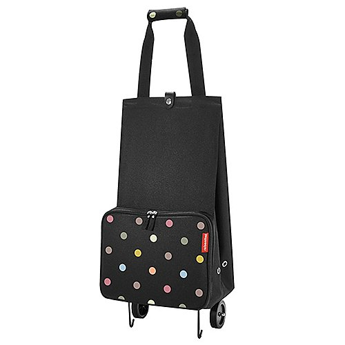 Reisenthel Shopping Foldabletrolley 66 cm - dots