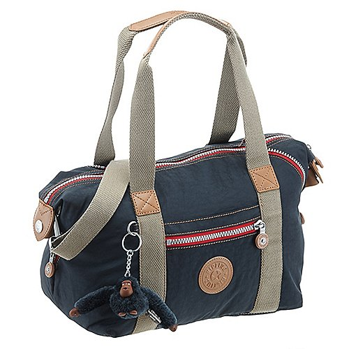 Kipling Basic Art Mini Essential Umhängetasche 34 cm - true navy c
