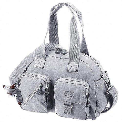 Kipling Basic Defea Shoulder Bag Umhängetasche 33 cm clouded sky