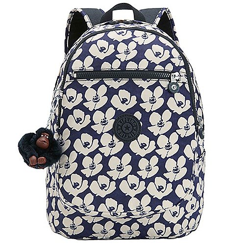 Kipling Basic Clas Challenger Medium Backpack 36 cm - bold flower Preisvergleich
