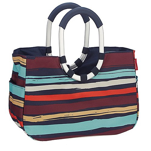 Reisenthel Shopping Loopshopper L Einkaufsshopper 46 cm - artist stripes