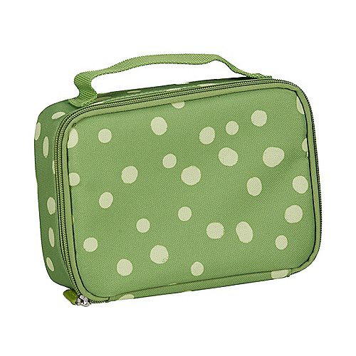 Reisenthel Shopping Thermocase 20 cm - spots green