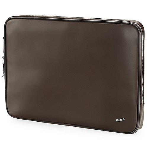 Vocier Leather Collection F22 Portofolio 39 cm - brown