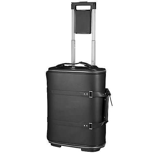 Vocier Leather Collection F38 Bordtrolley 55 cm - black
