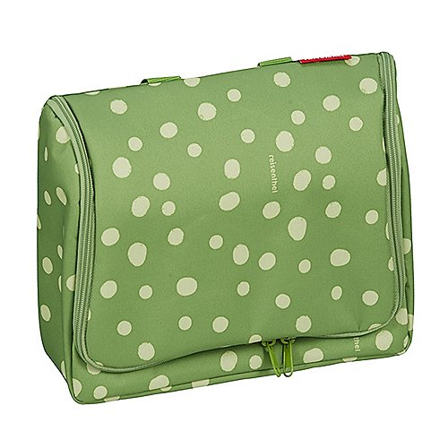 Reisenthel Travelling Toiletbag 28 cm - spots green