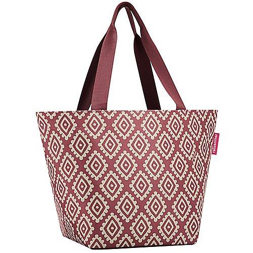 Reisenthel Shopping Shopper M - diamonds rouge