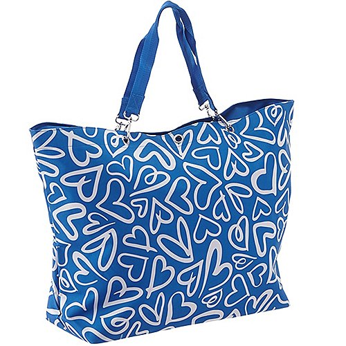Reisenthel Shopping Shopper 68 cm - funky hearts