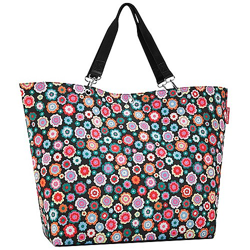 Reisenthel Shopping Shopper 68 cm - happy flowers