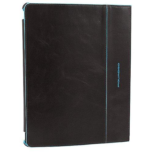 Piquadro Blue Square iPad 2 Hülle mit Ständerfunktion und Bluetoothtastatur Produktbild