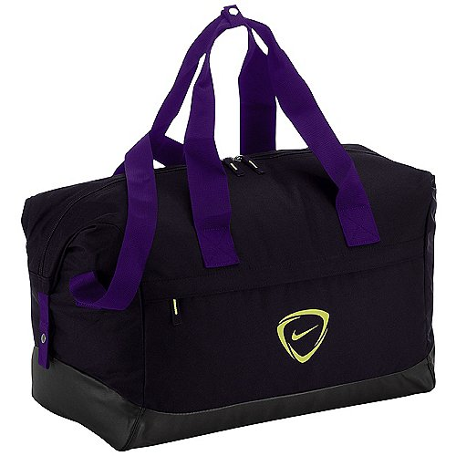 Nike Football Shield Compact Duffle Sporttasche 48 cm purple dynasty elect purple