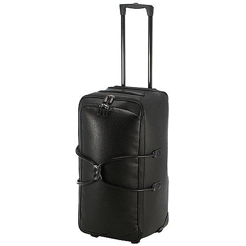 Brics Magellano Reisetasche auf Rollen 72 cm schwarz