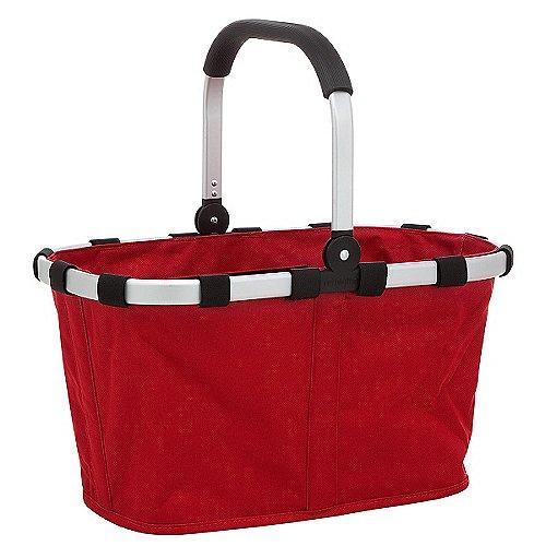 Reisenthel Shopping Carrybag Einkaufskorb 48 cm - red