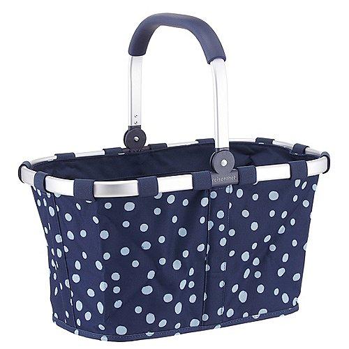 Reisenthel Shopping Carrybag Einkaufskorb 48 cm - spots navy