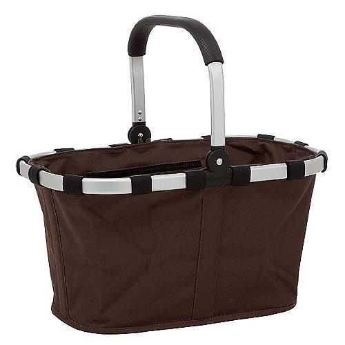 Reisenthel Shopping Carrybag Einkaufskorb 48 cm - mocha