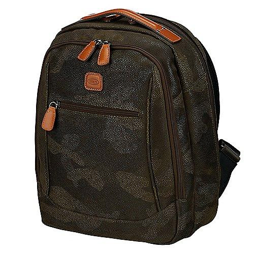 Griesen Angebote Brics Life Camouflage Rucksack mit Laptopfach 40 cm - military