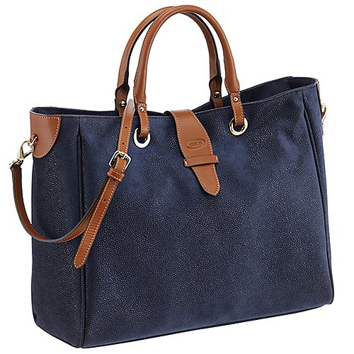 Brics Life Sofia Shopping Bag 39 cm - blue