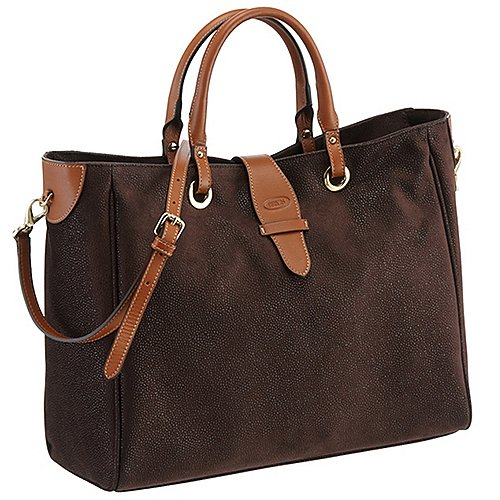 Brics Life Sofia Shopping Bag 39 cm - brown