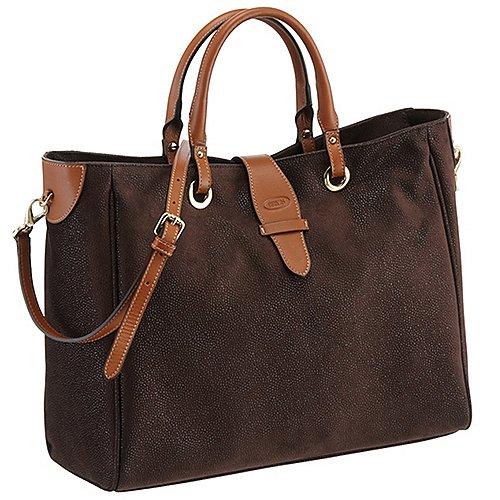 Brics Life Sofia Shopping Bag 39 cm - brown