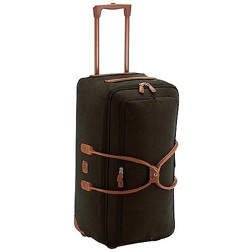Brics Life Reisetasche auf Rollen 72 cm olive