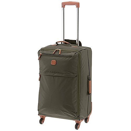 Brics X-Travel 4-Rollen-Trolley 65 cm - olive