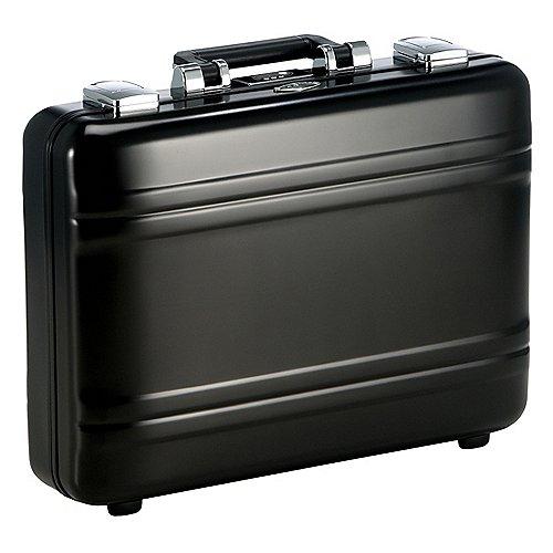 Zero Halliburton Premier Series Attache Aktenkoffer 45 cm - black Preisvergleich