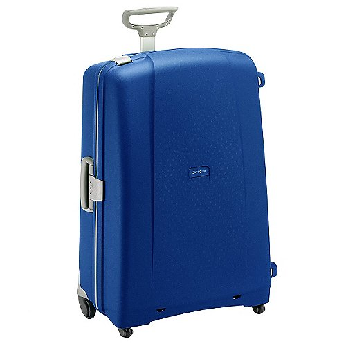 Samsonite Aeris Spinner 82 cm - vivid blue Sale Angebote Proschim