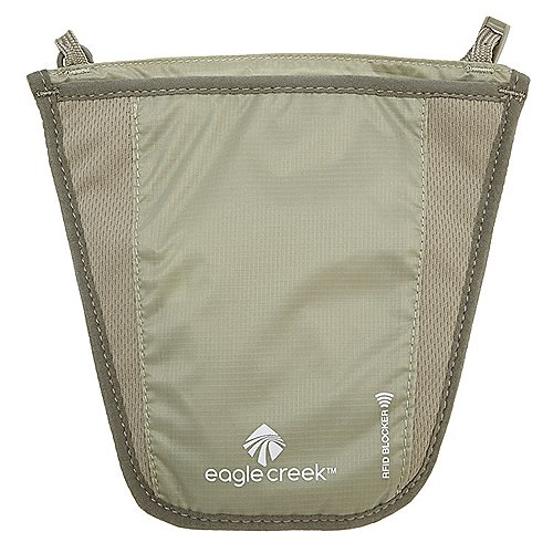 Eagle Creek Necessities Security RFID Blocker Holster 10 cm - tan Sale Angebote Gablenz