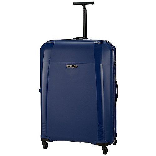 EPIC Phantom 4-Rollen-Trolley 76 cm - vivid blue