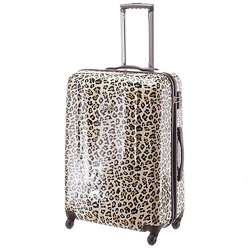 EPIC Pop Savanna 4-Rollen-Trolley 65 cm - snow leopard