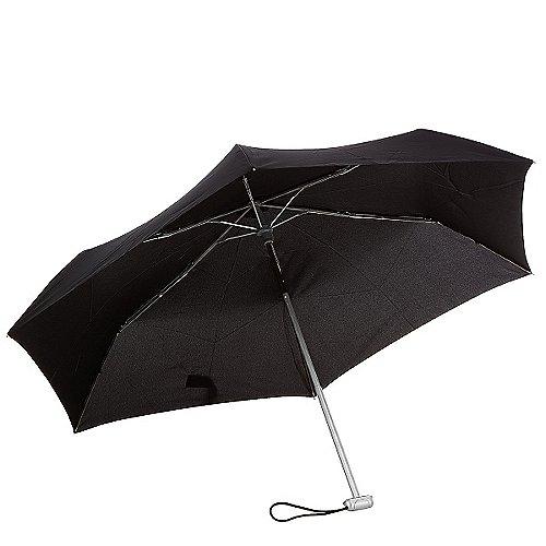 samsonite umbrella alu drop regenschirm manuell black. Black Bedroom Furniture Sets. Home Design Ideas