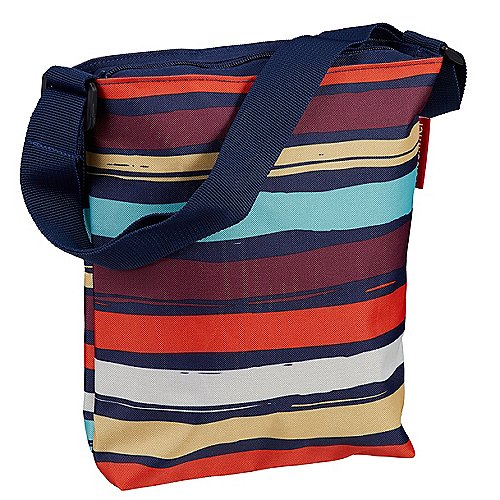 Reisenthel Shopping Shoulderbag Schultertasche 29 cm artist stripes