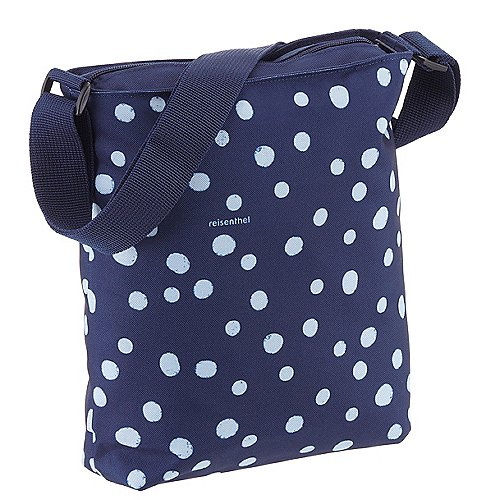 Reisenthel Shopping Shoulderbag Schultertasche 29 cm spots navy