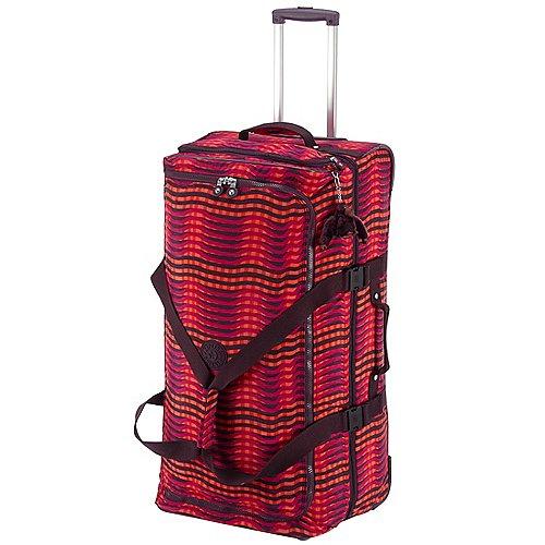 Kipling Basic Travel Teagan Reisetasche auf Rollen 80 cm - wave pr