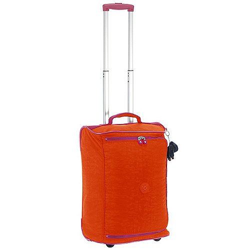 Kipling Basic Travel Teagan Reisetasche auf Rollen 50 cm - sunbrnt pink c