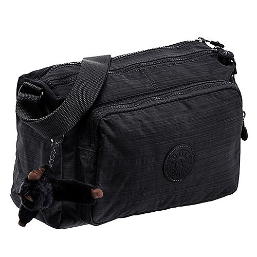 Kipling Basic Plus Reth Schultertasche 27 cm - dazz black bei Koffer-Direkt.de