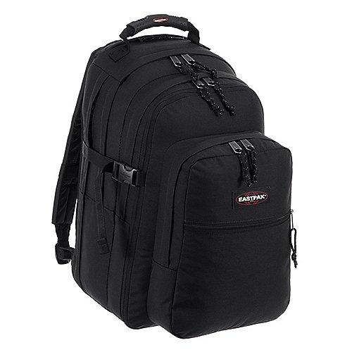 Eastpak Authentic Re-Check Tutor Rucksack mit Laptopfach 48 cm - black