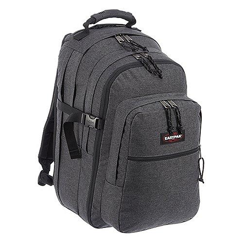 Eastpak Authentic Re-Check Tutor Rucksack mit Laptopfach 48 cm - black denim