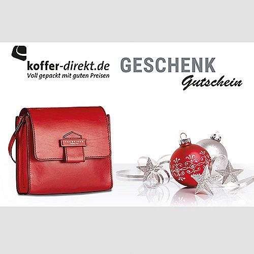 koffer-direkt.de Geschenkgutschein Email 75€ Produktbild