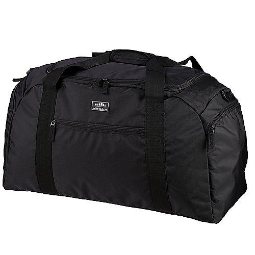 koffer direkt.de Light Travel II Reisetasche 50 cm schwarz