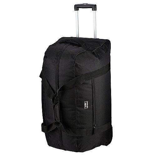 koffer direkt.de Two Travel II Rollenreisetasche 78 cm schwarz