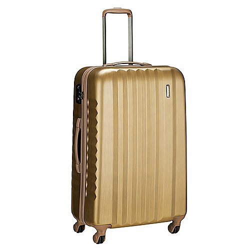 March 15 Trading Yearz Ribbon 4-Rollen-Trolley 63 cm - gold brushed