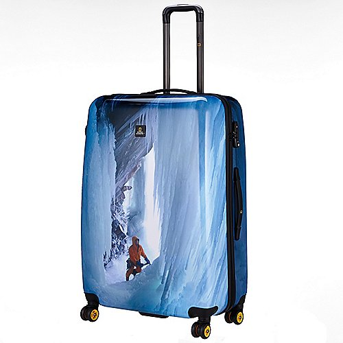 National Geographic Adventure of Life Climber 4-Rollen-Trolley 69 cm - glacier climber