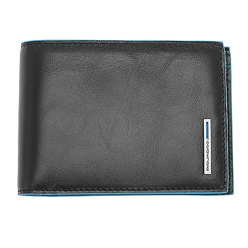 Piquadro Blue Square Herrengeldbörse 12 cm Produktbild