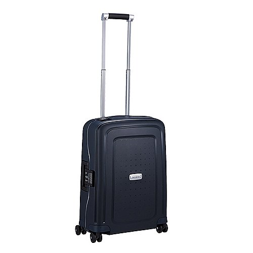 Samsonite S Cure DLX 4-Rollen-Trolley 55 cm - midnight blue