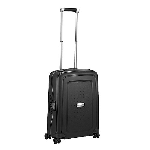 Samsonite S Cure DLX 4-Rollen-Trolley 55 cm - graphite