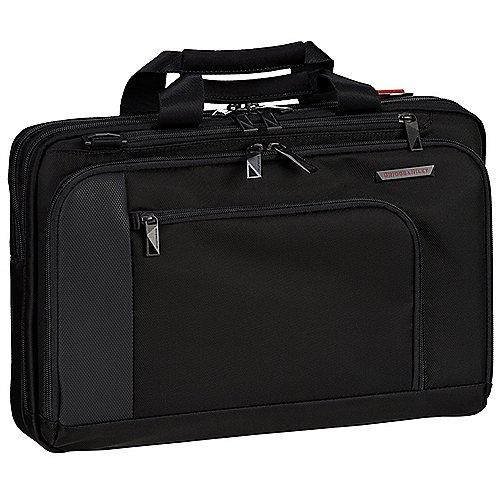 Briggs & Riley Verb Contact Aktentasche mit Laptopfach 40 cm - black