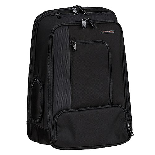 Briggs & Riley Verb Accelerate Laptoprucksack 47 cm - black