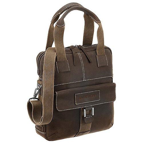Wiesengrund Angebote Wenger Arizona RV-Tasche 34 cm - braun